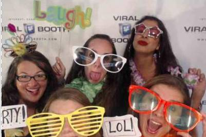 Viral Booth of New Jersey
