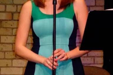 Jennifer Campbell - Professional Vocalist