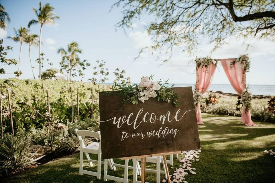 Cherished in Hawaii Weddings