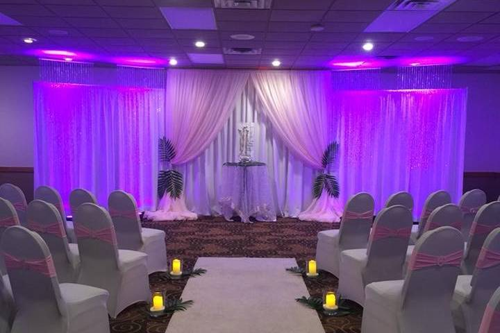 Complimentary Ceremony with us
