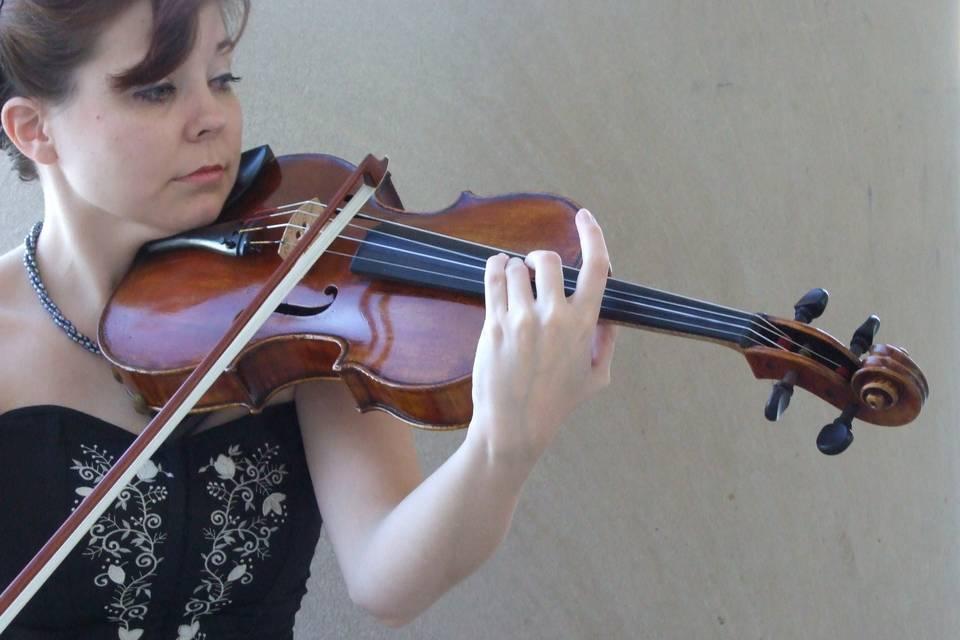 Sarah's Upper String Studio