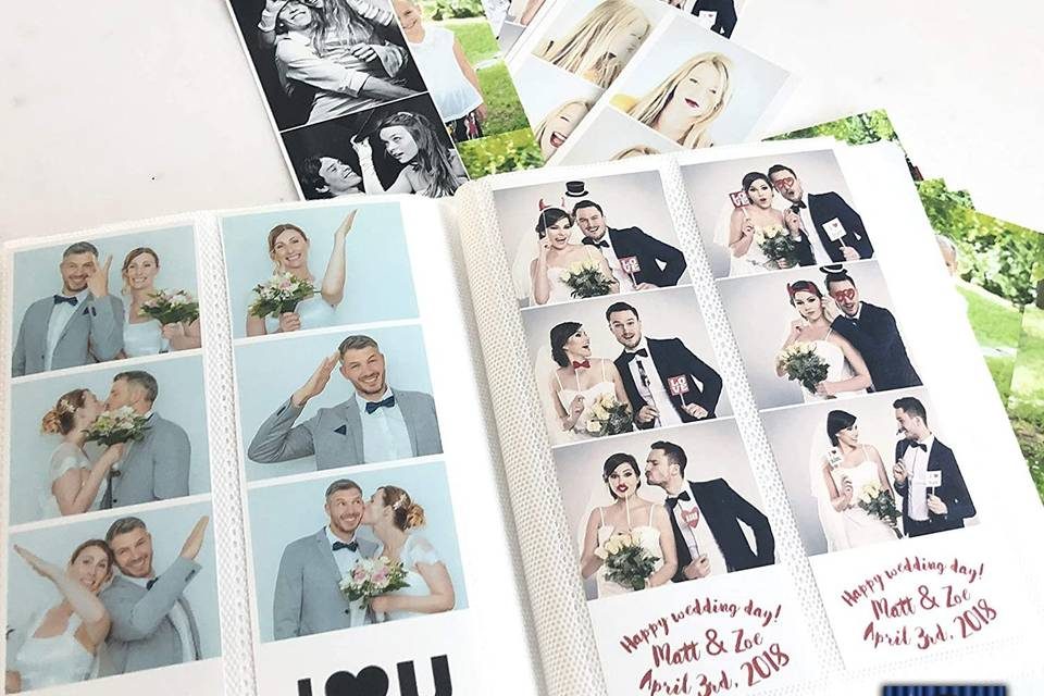 Custom wedding templates