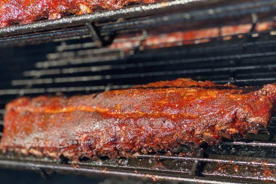 Fresh ribs