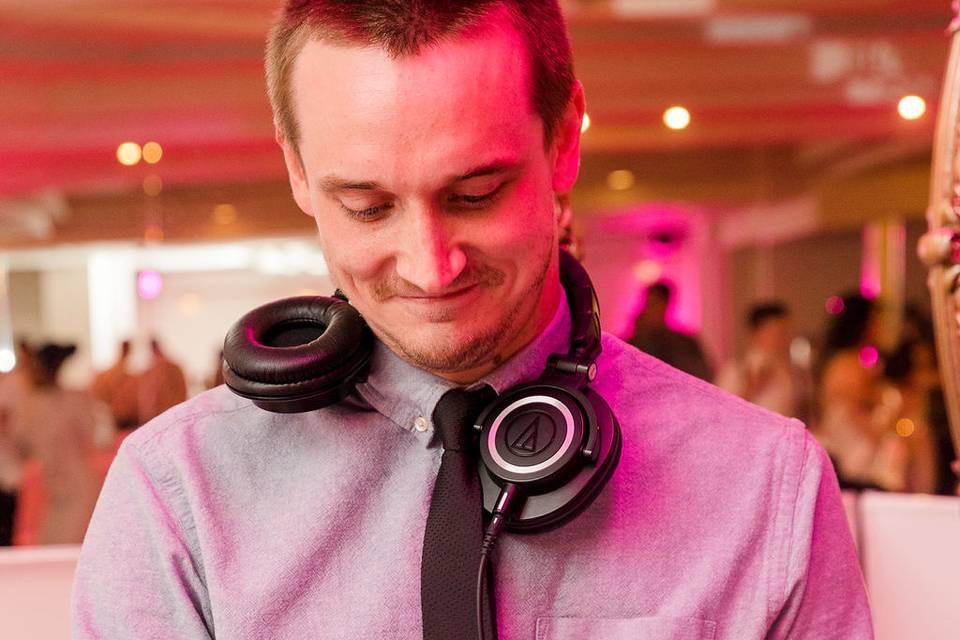 DJ Steve Hartka