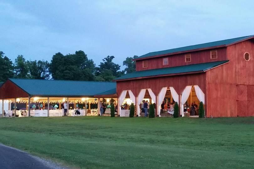Cedar Bluff Weddings and Retreats