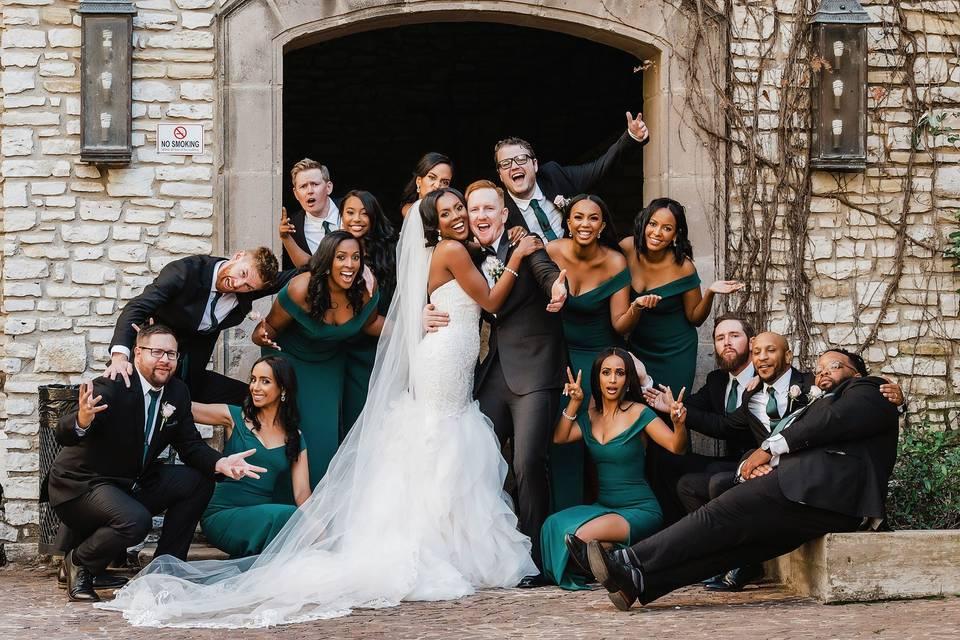 Dallas TX wedding