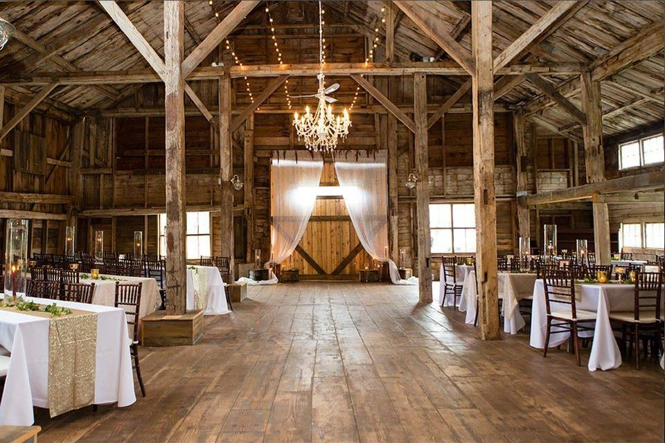 Rustic and Refined