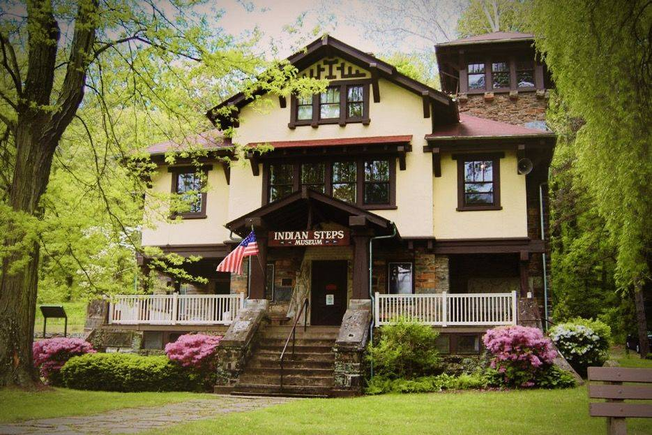 Indian Steps Museum