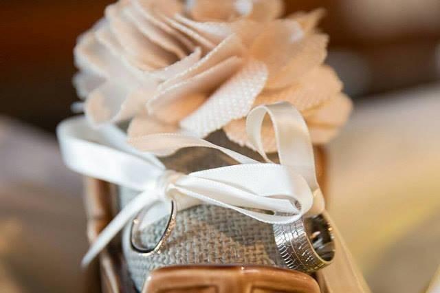 Rings on ribbons