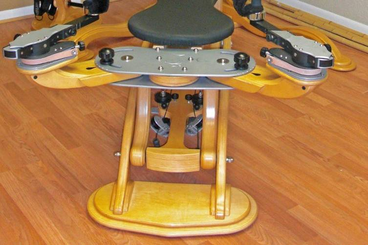 Integrated Body Conditioning-Pilates/Gyrotonic