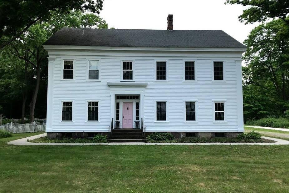 Farrand Hall