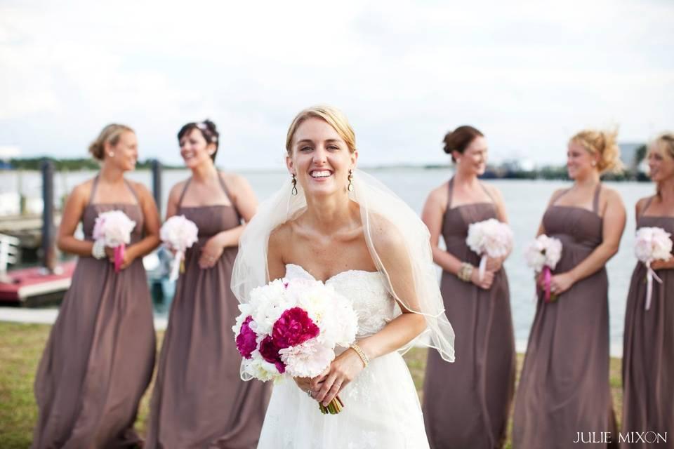Tildy Design ~ Bridal by the Sea