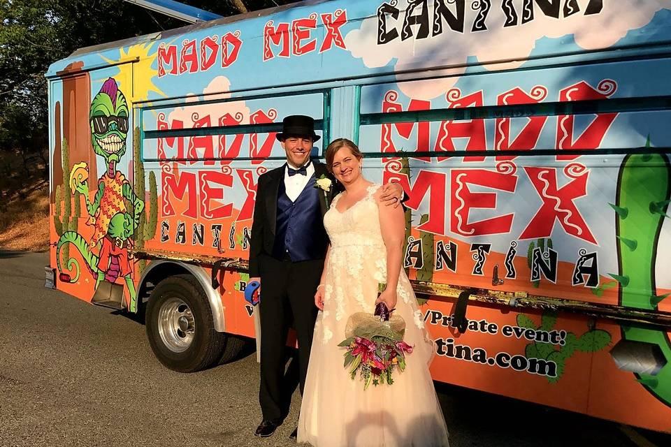 Madd Mex Cantina Truck