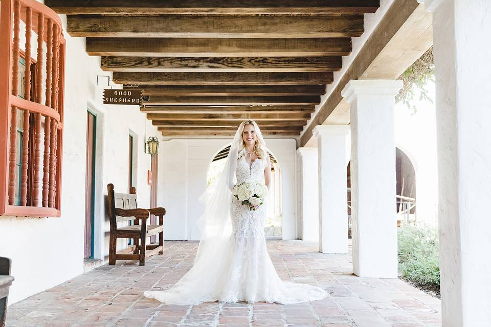 A vision of natural beauty - Waller Weddings