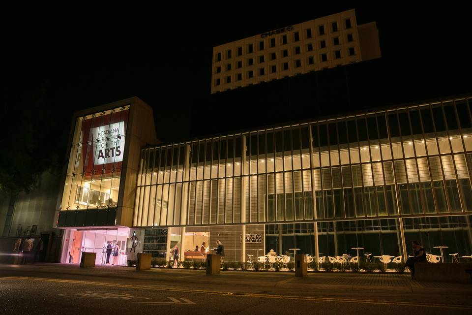 AcA at night
