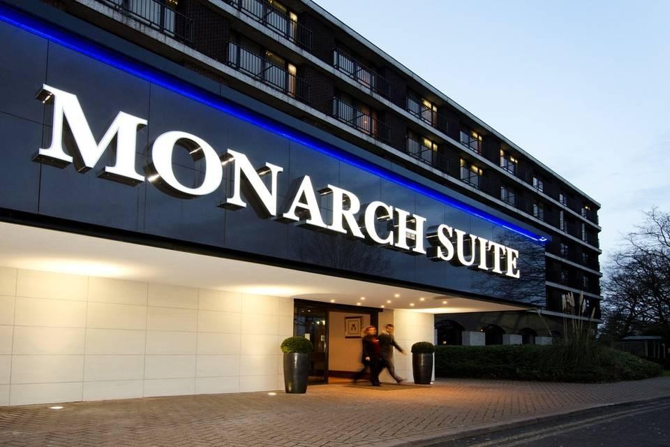 Monarch Suite Entrance