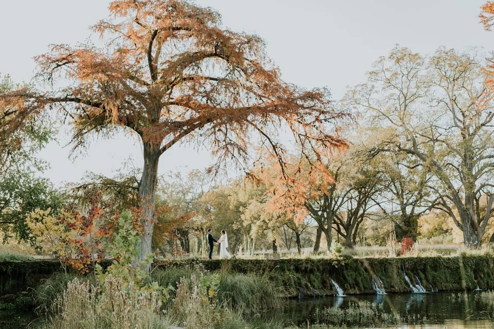 Fall Colors at the Falls