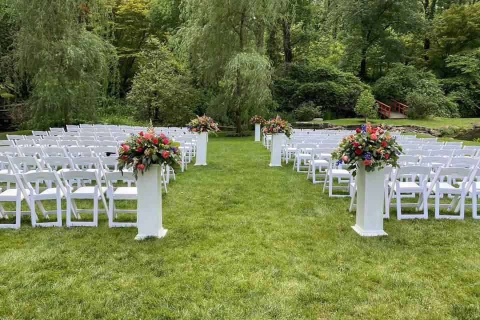 Appleford Ceremony Location
