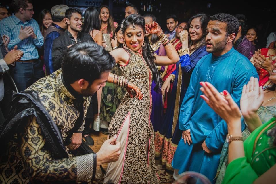 Music Hall, Indian Wedding
