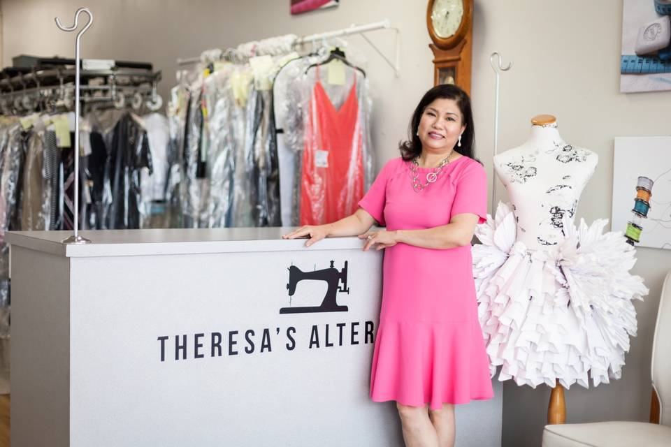 Theresa's Alterations