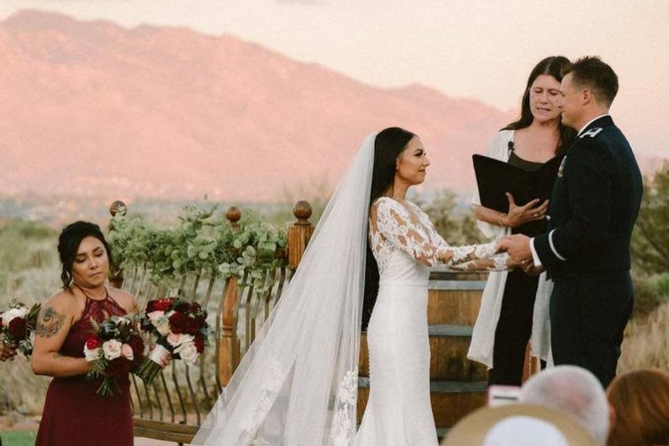 Wendy The Officiant