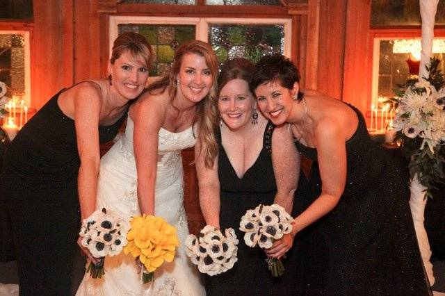 JCR Designs : Weddings and Events