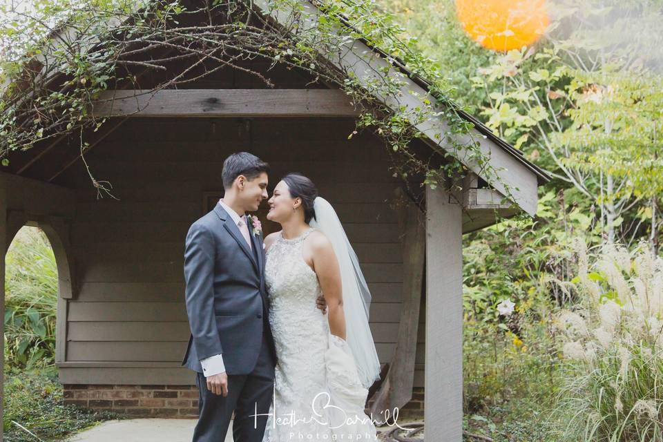 Laurelwood wedding