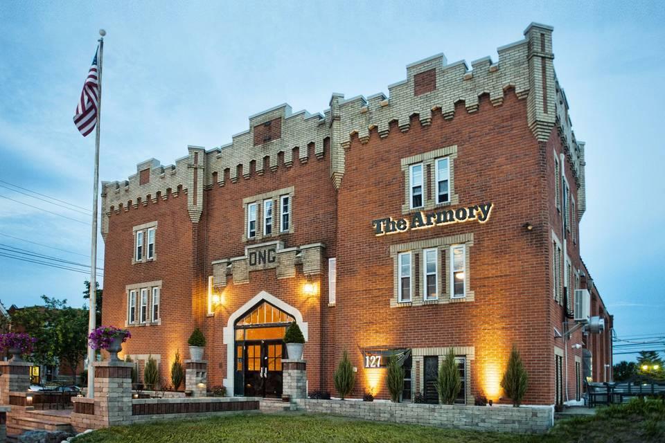 The Armory Arts & Event Center
