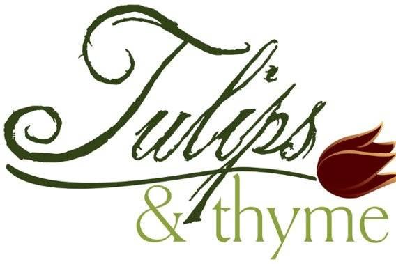 Tulips & Thyme