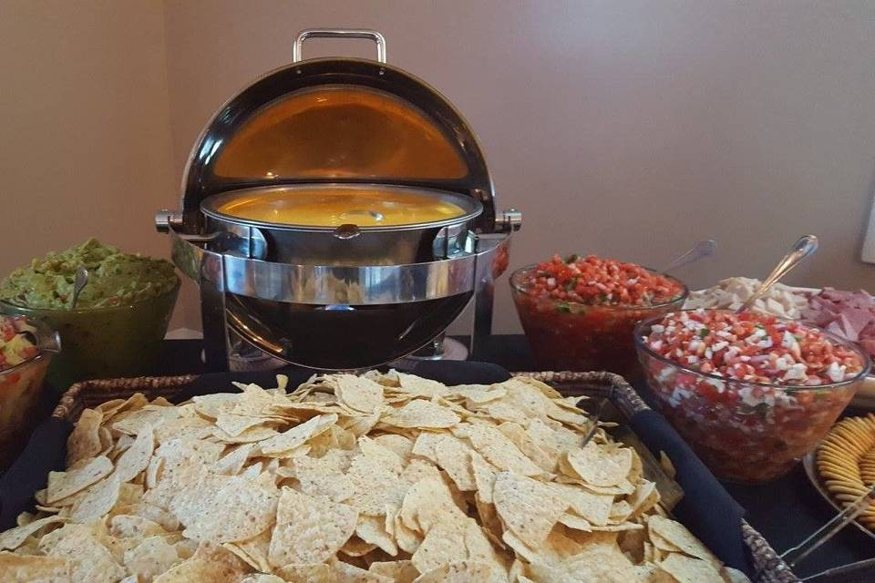 All Inclusive Catering