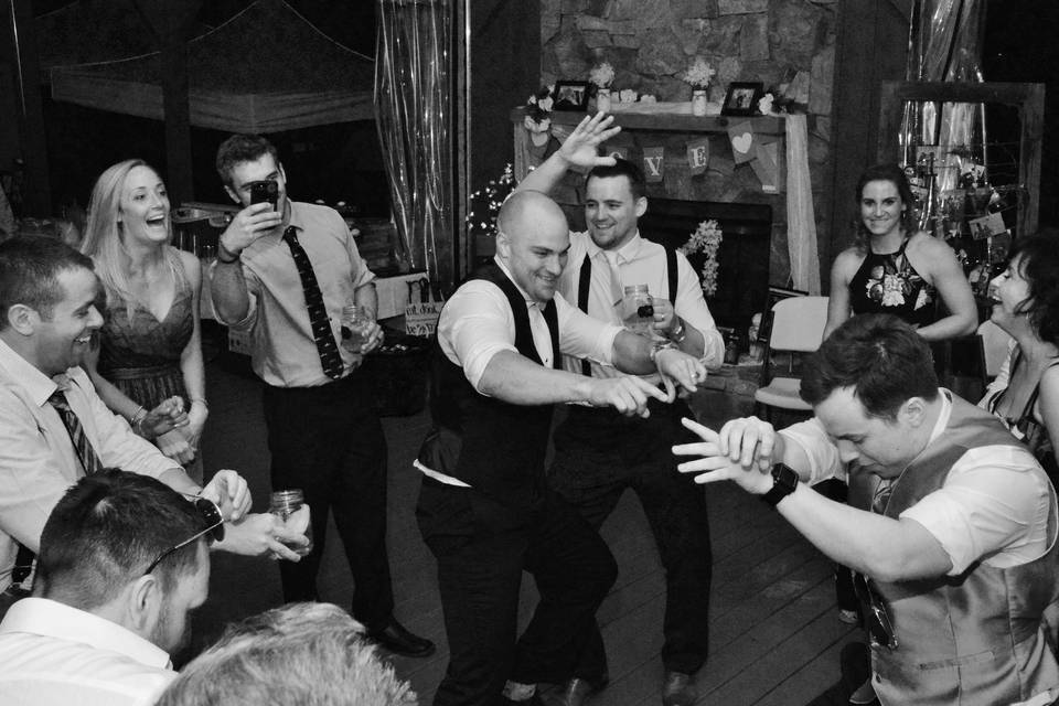 Circle the groom