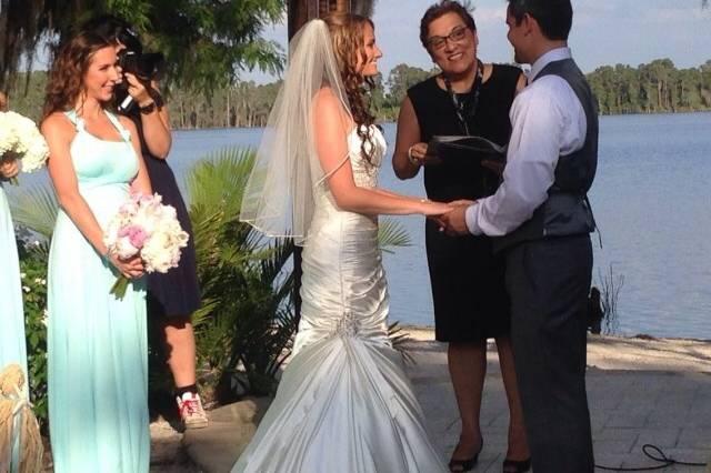 Wedding Ceremonies By Edna