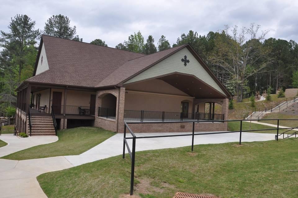 Taylor Lodge at St. Benedict's Catholic Church