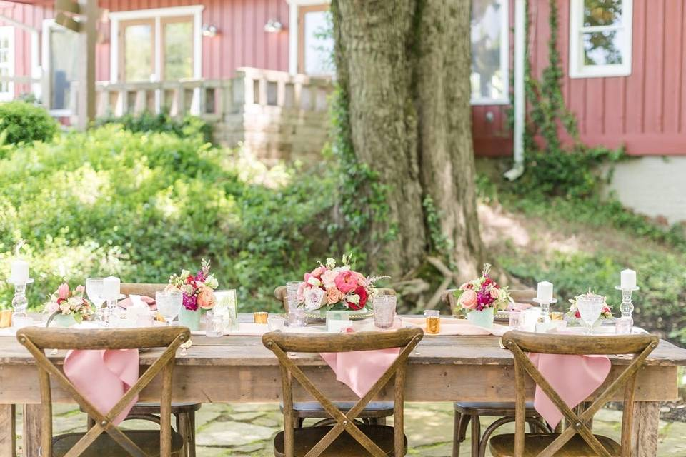 Magical Moments Event Planning