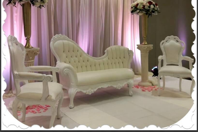 Furniture & Floral Bars