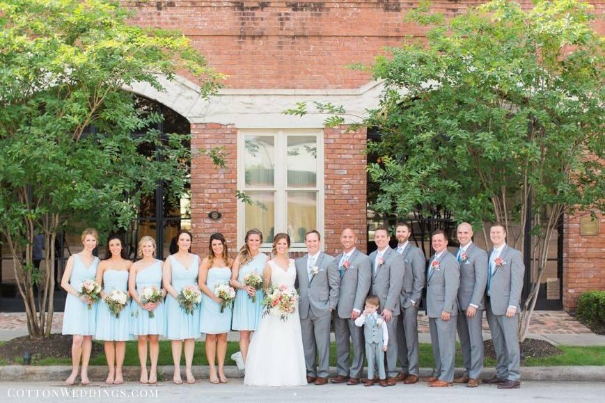 I Dewberry Weddings & Events, LLC