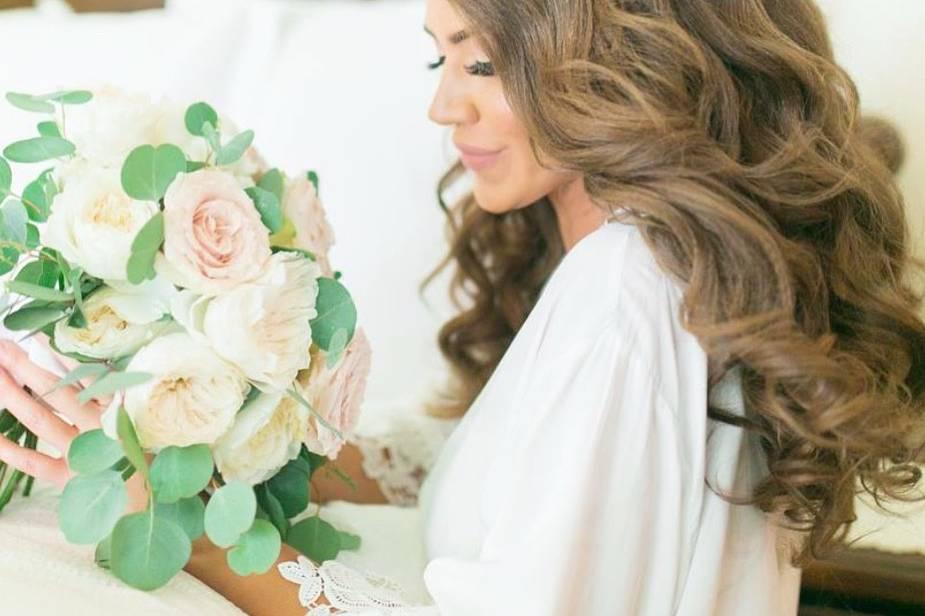 Wedding Hair By Nancy