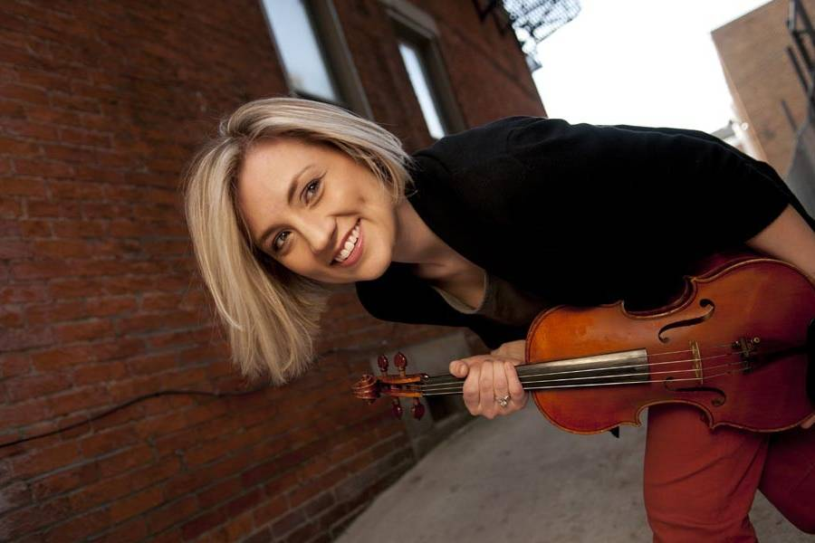 Meghan Lyons King, Violinist