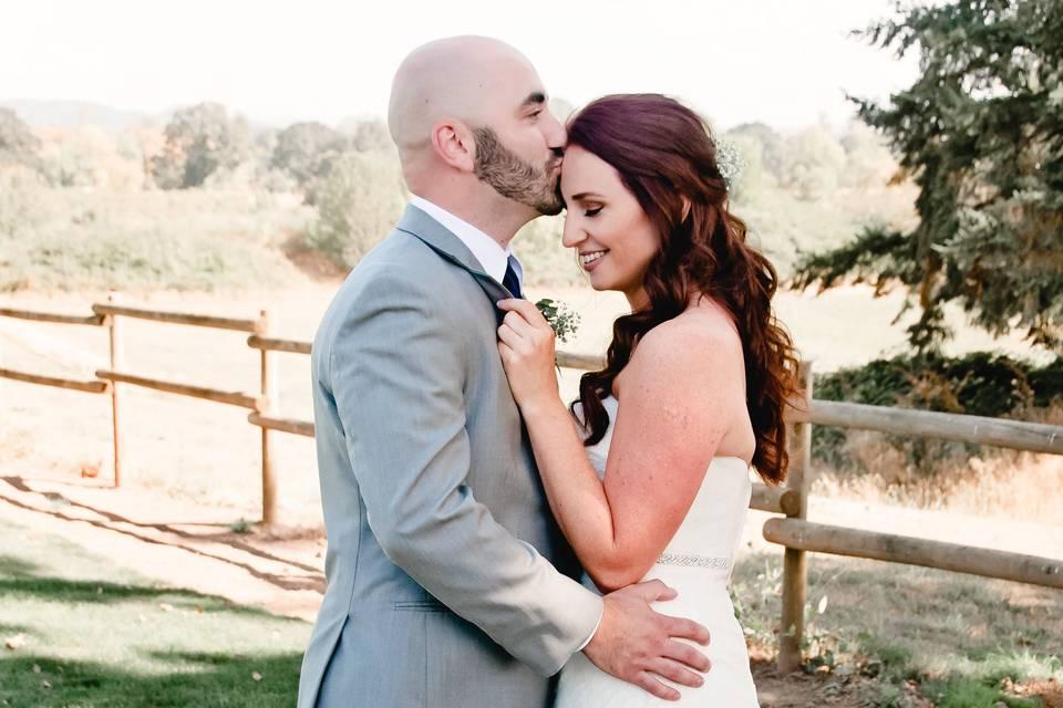 Sweet briar weddings
