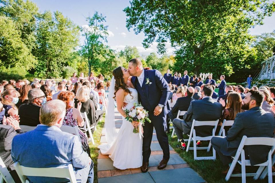 Aisle Kelly Wedding