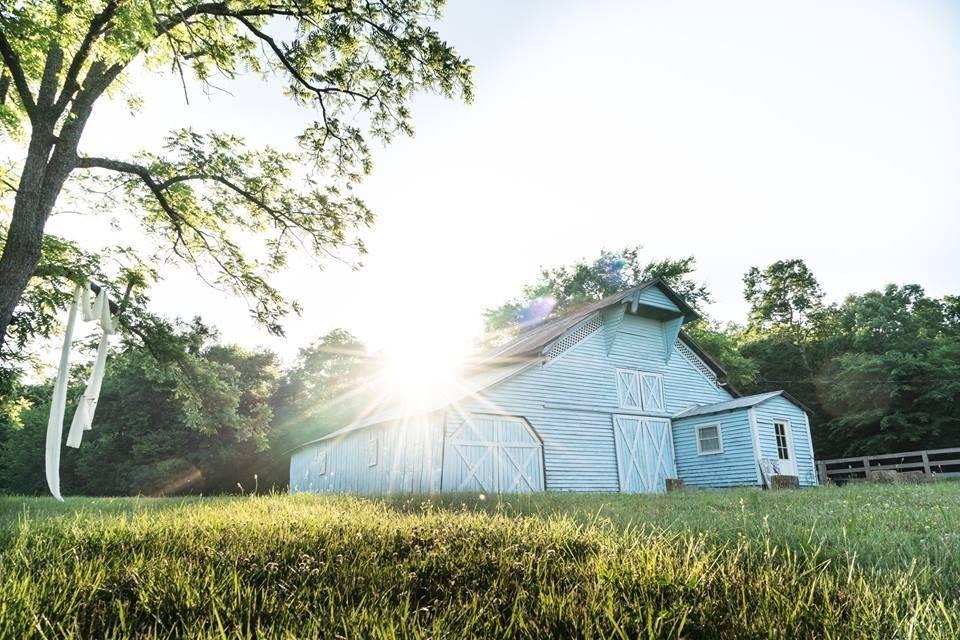 The Blue Barn Venue