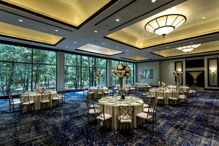 Reception Setting in Nicotra's