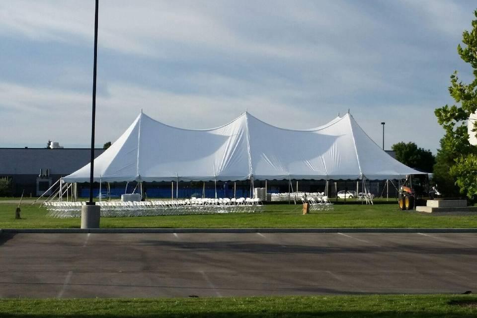 Legend Pole Tent