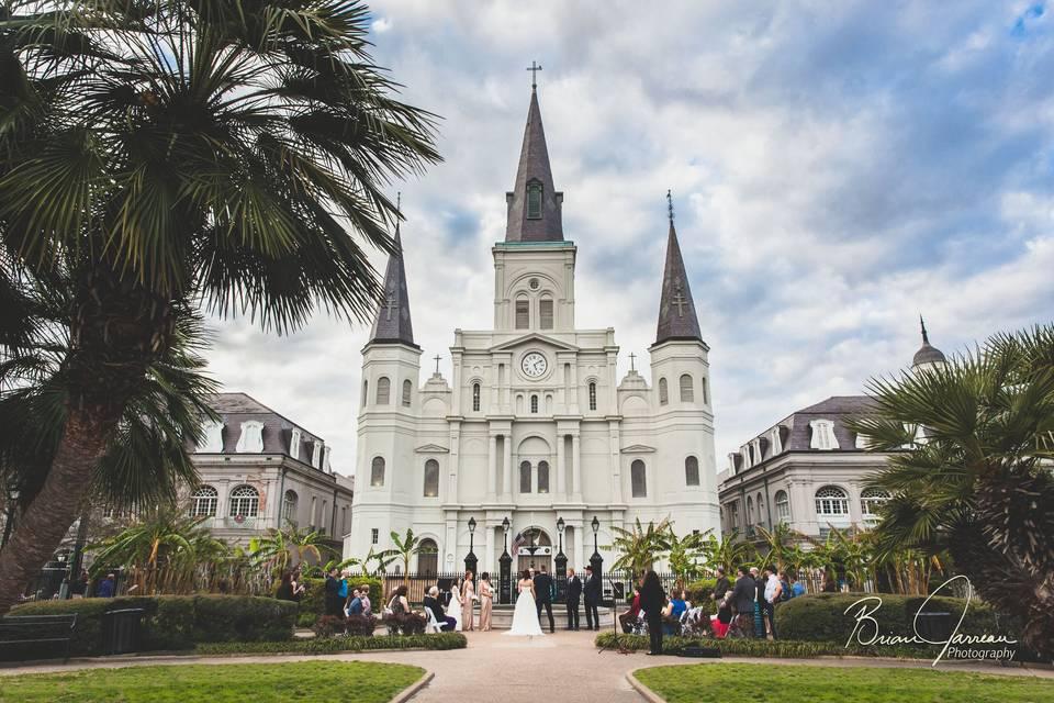 Jackson Square- New Orleans