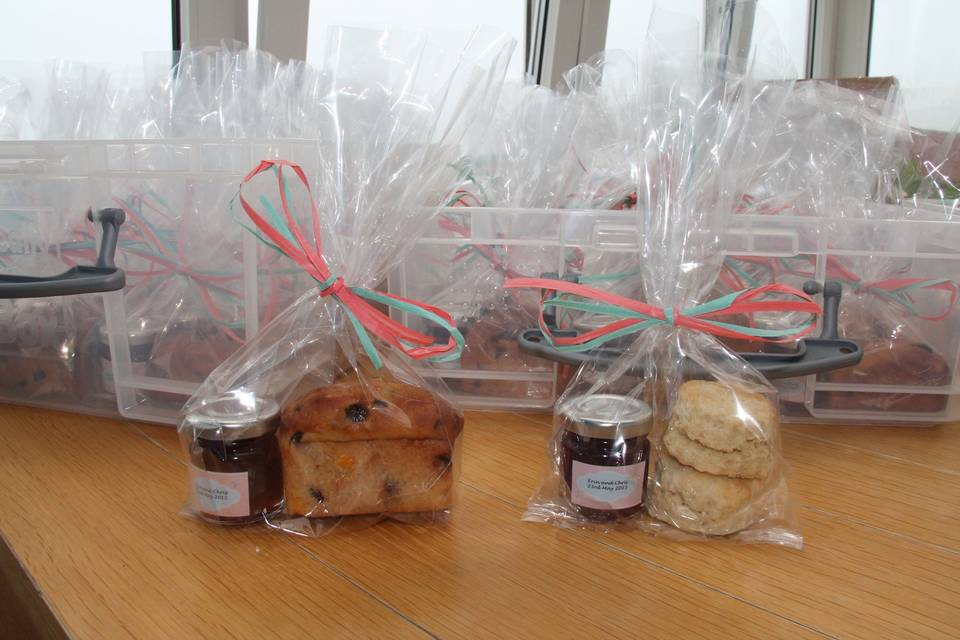 Guernsey Homemade Jams and Wedding Favours