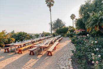 Backyard Feasting Style