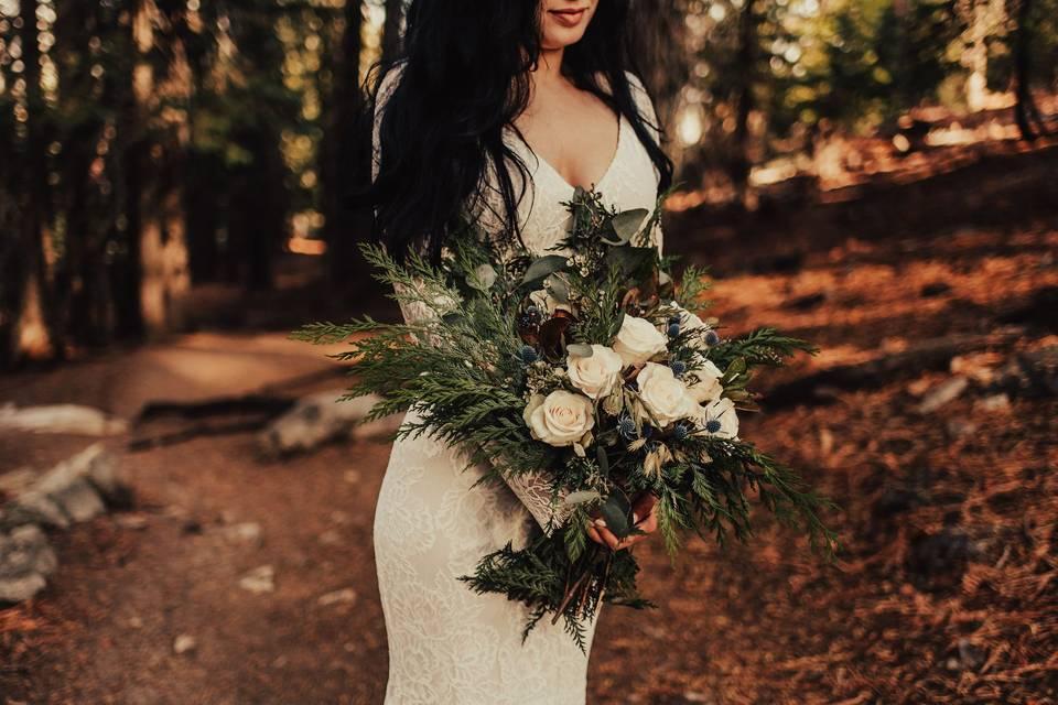 Forest bouquet
