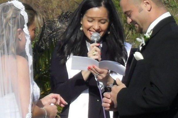 Florida Wedding Officiating Services