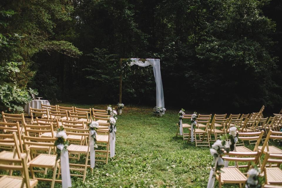 The Back 40 Wedding & Event Center