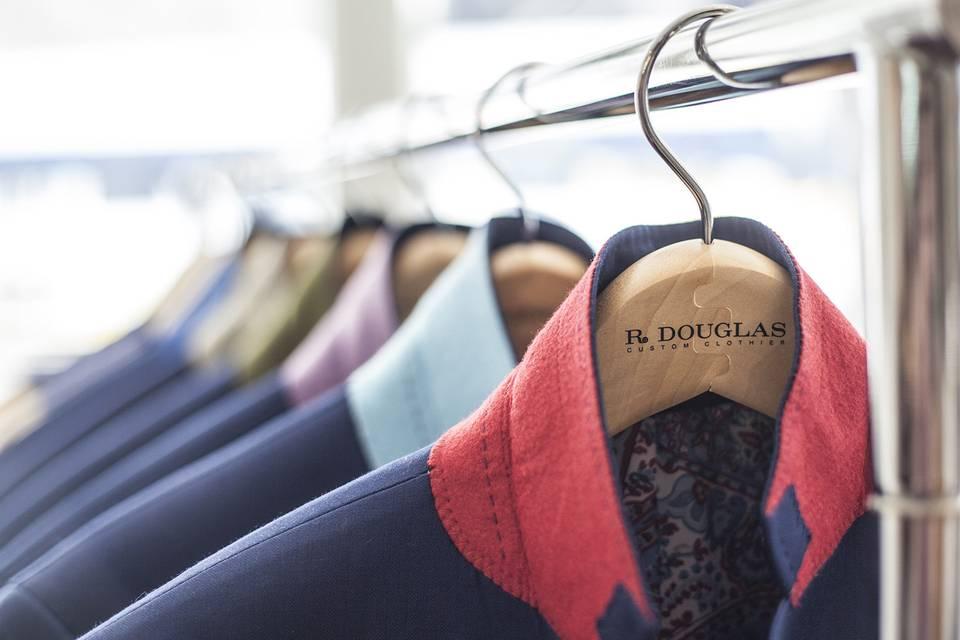 R. Douglas Custom Clothier